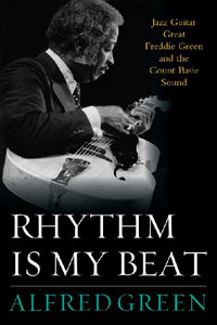 Freddie Green book - Rhythm is My Beat
